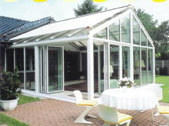 Conservatory Roof Awning